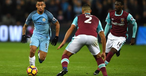 Gabriel Jesús llegó a revolucionar el ataque del Manchester City