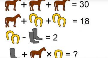 Un problema de álgebra vuelve loco a internet; ¿puedes resolverlo?
