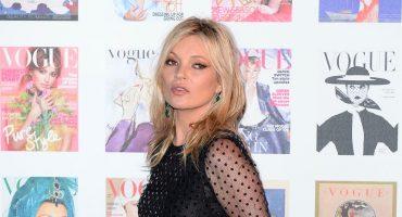Kate Moss demuestra que la edad no le ha pegado con su nuevo desnudo
