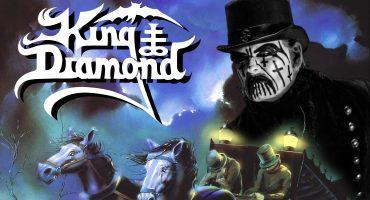 ¡King Diamond tocará por primera vez en la Ciudad de México!