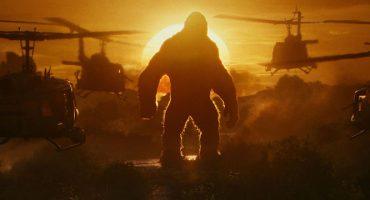 Es grande, es feroz... ¡es el nuevo trailer de Kong: Skull Island!