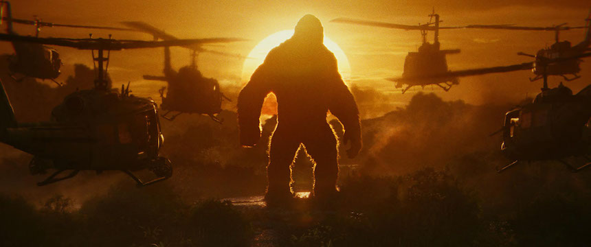 Kong: Skull Island - Trailer