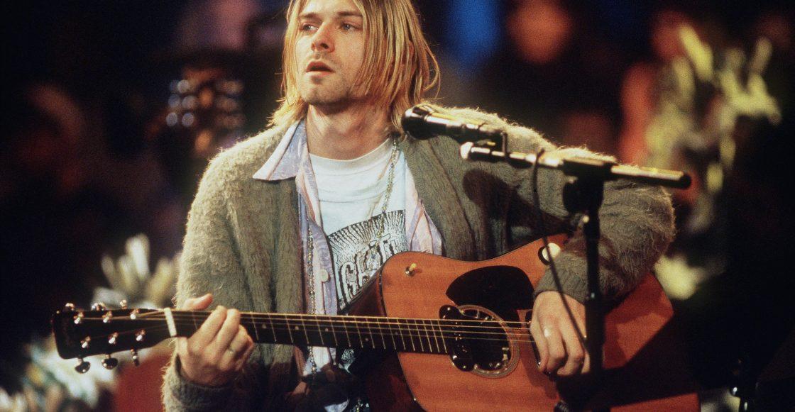 b1271d6909fa 50 datos para celebrar 51 años de Kurt Cobain 🙏🏼