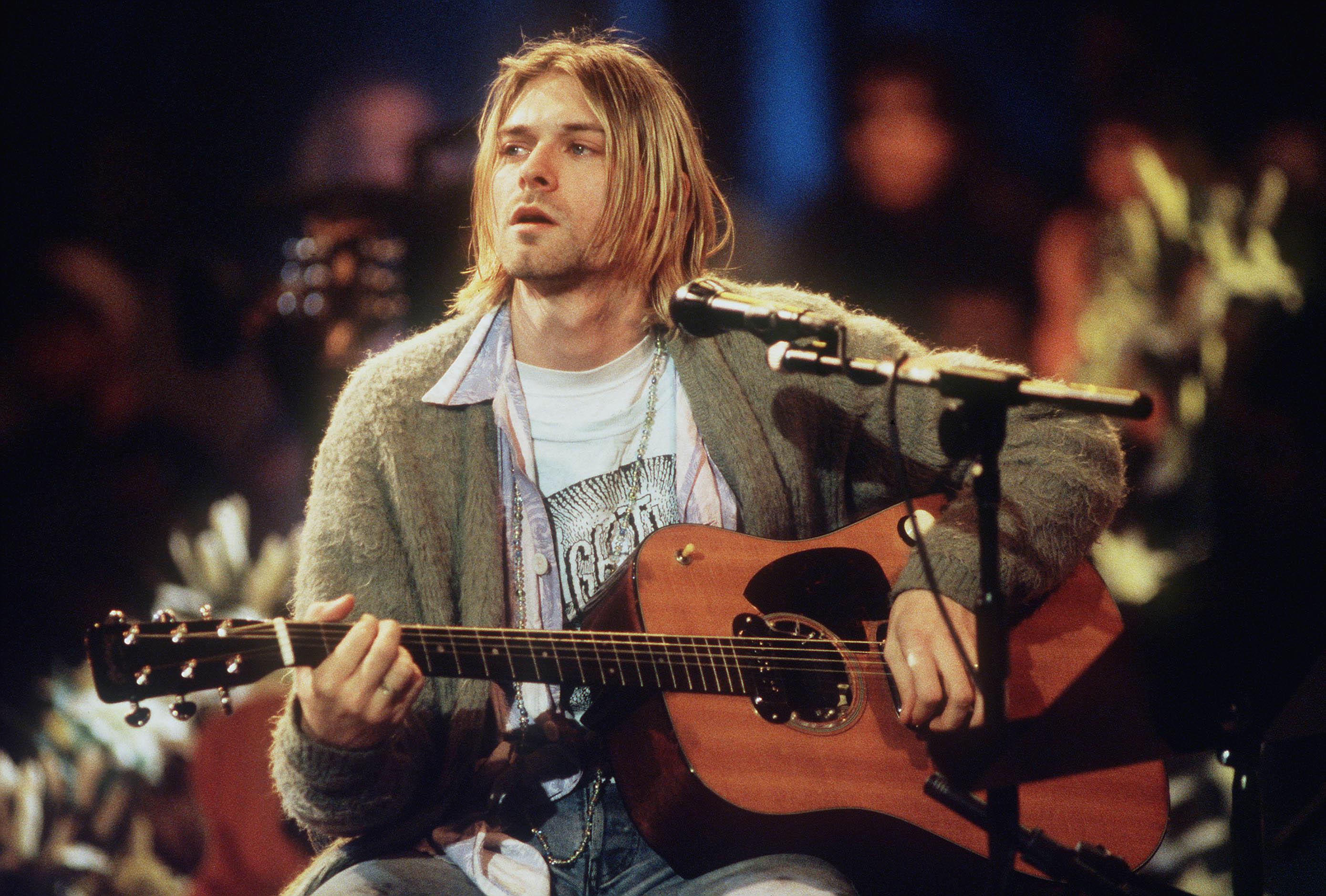 50 datos para celebrar 51 años de Kurt Cobain 🙏🏼