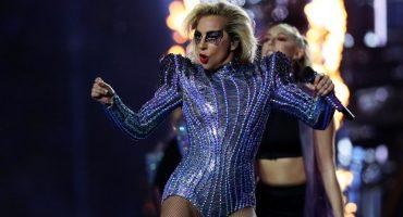 Por si se lo perdieron: miren el show de Lady Gaga en el Super Bowl LI