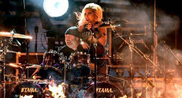 Lars Ulrich amenaza: Metallica y Lady Gaga seguirán colaborando