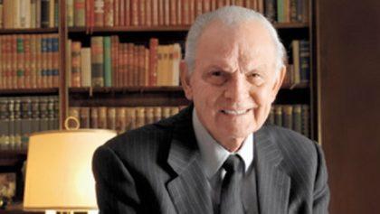 Murió Lorenzo Servitje, fundador de Grupo Bimbo