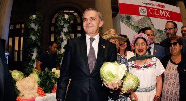 Huertos urbanos y donación altruista de alimentos en la CDMX