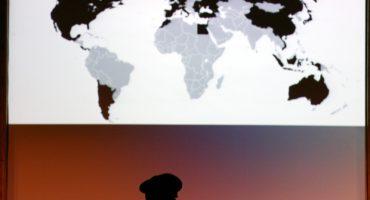 ¿Cuál es el país más peligroso? Este mapa muestra una opinión a nivel mundial