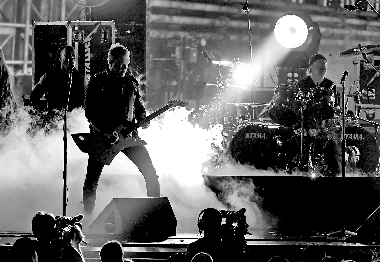 ¡Llévense los primeros boletos para ver a Metallica e Iggy Pop!