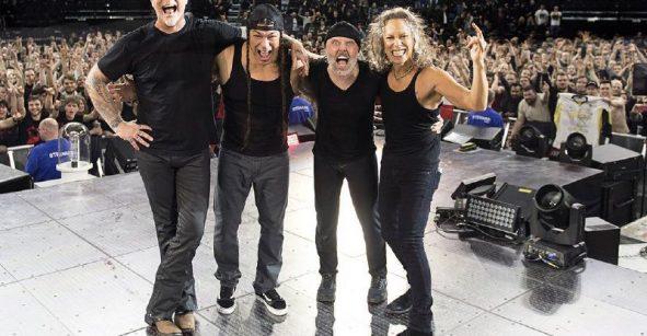 ¡Coleccionistas de Metallica! Ganen boletos para verlos en el Foro Sol