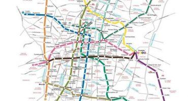 Tren suburbano y metro tendrán horario especial por día feriado