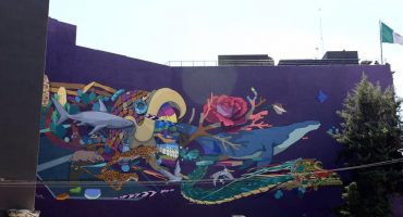 Arte callejero: los muros que sí apoya Mancera