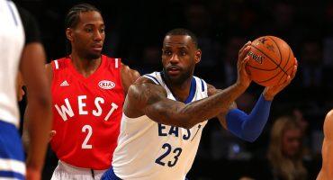 Cinco cosas que tienes que ver en el All-Star Game de la NBA