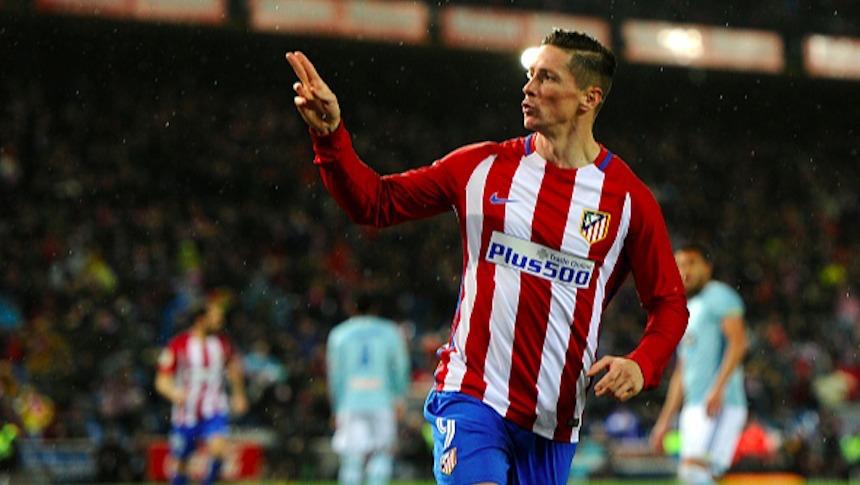 Checa el acrobático golazo del Niño Torres contra el Celta de Vigo