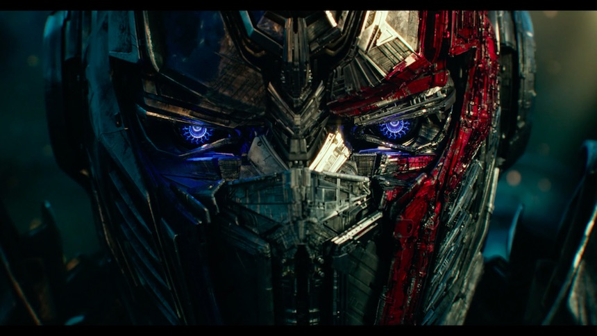 Vean antes que nadie parte de Transformers: The Last Knight