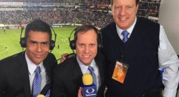 Paco Villa se va de Televisa y la televisora se queda sin narradores