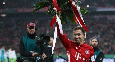 La polémica entre Bayern Múnich y Philipp Lahm por su retiro