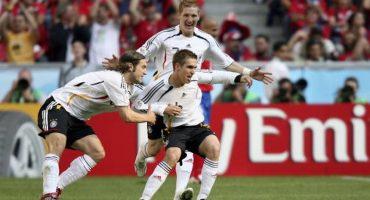 Con el retiro de Philipp Lahm, recordamos el mejor gol de su carrera