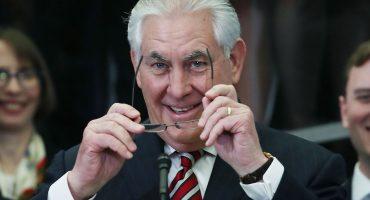 Senadores de EEUU piden que Tillerson ofrezca ayuda a México contra posible injerencia rusa en elecciones