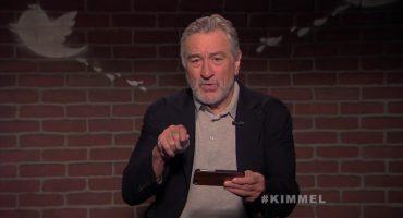 Robert De Niro pone en su lugar a sus trolls de manera épica