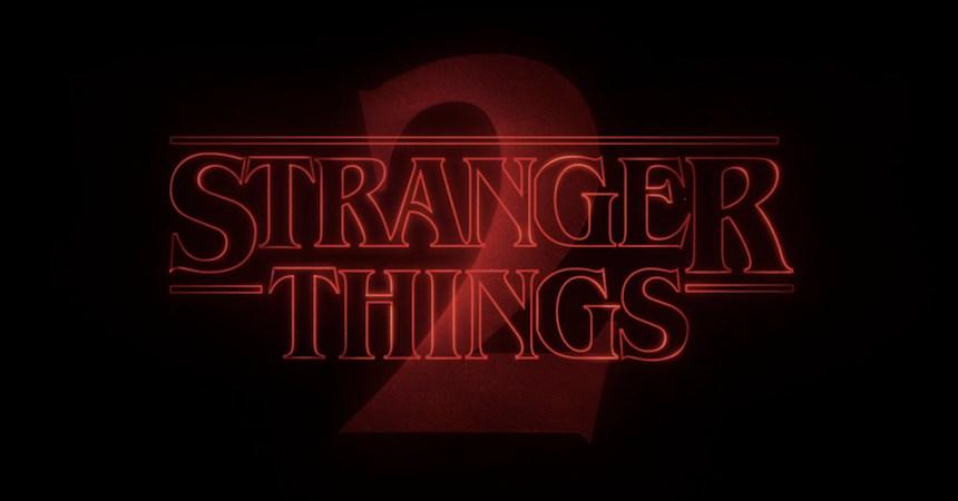 Trailer de Stranger Things