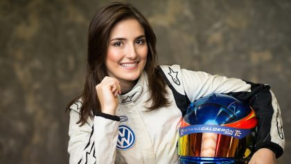 Sauber ficha a la piloto colombiana Tatiana Calderón