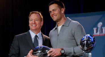 ¿Se están pasando de la raya los Patriots con Roger Godell?