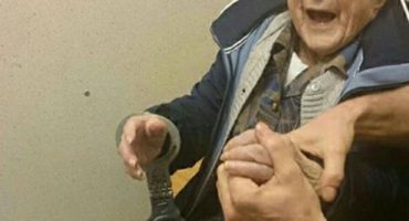 Peligrosa viejita es encarcelada en Holanda... como uno de sus últimos deseos