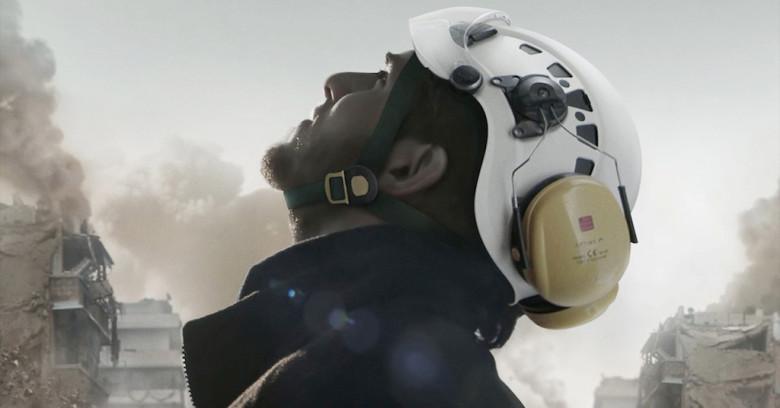 Documental Ganador del Oscar - White Helmets