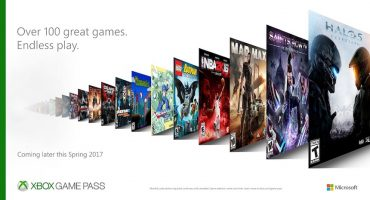 Jueguen hasta 100 títulos diferentes con Xbox Game Pass