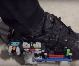 Diseño de zapatos - LEGO