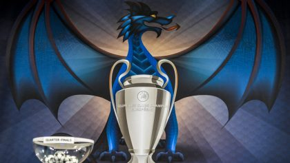 Arte de la UEFA Champions League