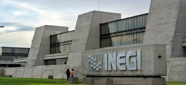 Oficinas del INEGI en Mexico