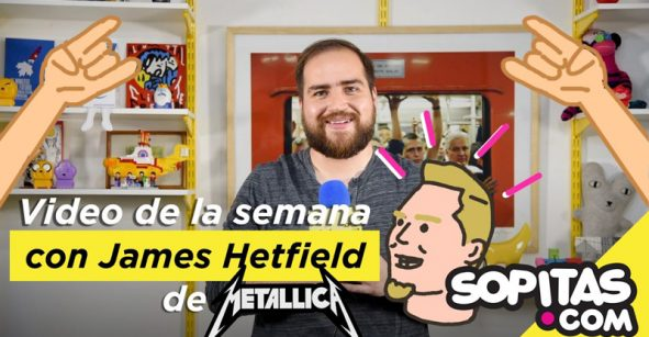 James Hetfield Sopitas Metallica