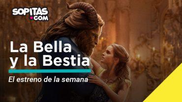 Portada La Bella y la Bestia