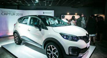Conoce el nuevo Renault Captur 2018