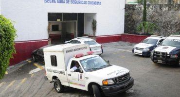Joven murió en instalaciones de policía de Cuernavaca... fue por una úlcera: fiscal
