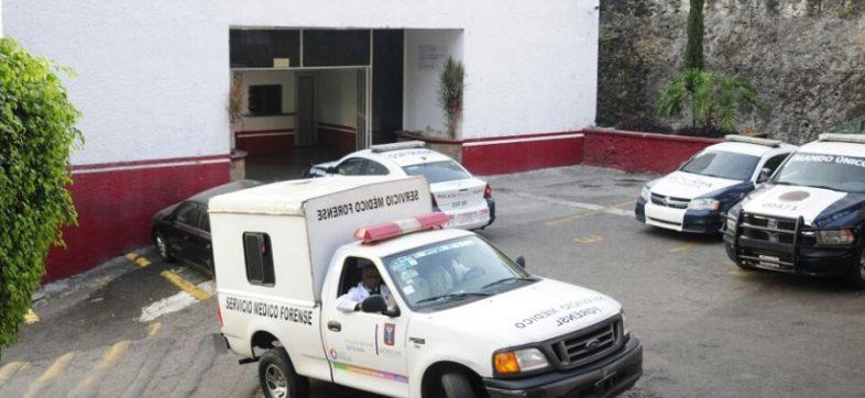Instalaciones de la SSC de Cuernavaca, Morelos