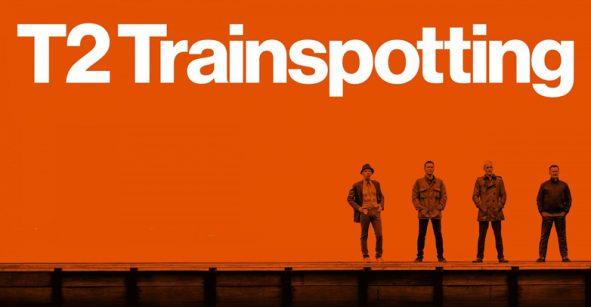 Poster Oficial de Trainspotting 2