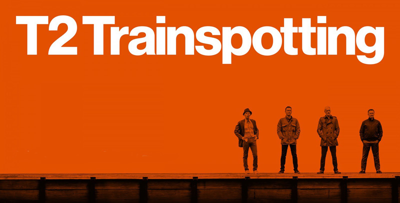 Poster Oficial de Trainspotting 2