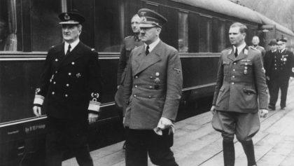 Adolfo Hitler, Nazi, Michael Karkoc
