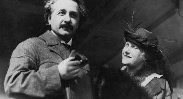 Albert Einstein no sólo era un genio, ¡también un maestro del romance!