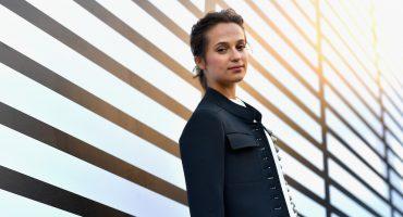 Chequen las primeras imágenes de Alicia Vikander como Lara Croft