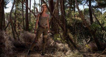 Terminan las grabaciones de la nueva película de Tomb Raider
