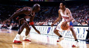 20 años del crossover de Allen Iverson a Michael Jordan