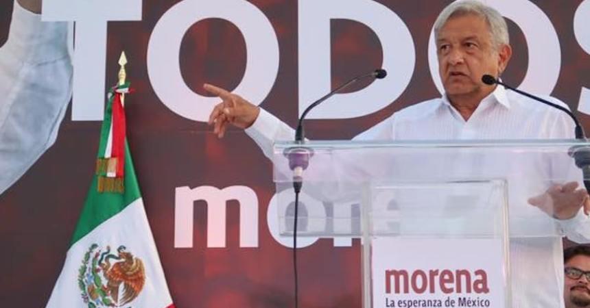 Andrés Manuel López Obrador AMLO