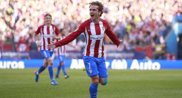 El Atlético de Madrid aplasta al Sevilla con golazo de Griezmann