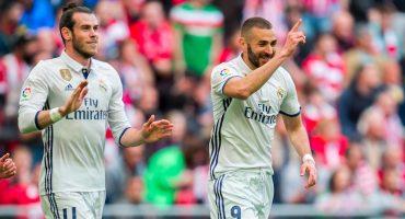 Benzema y Casemiro: checa los goles del triunfo del Real Madrid sobre el Athletic Bilbao