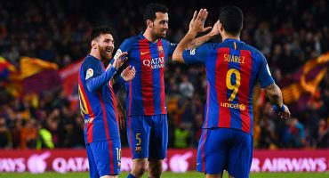 Barcelona le pasó muy fácil por encima al Sporting de Gijón
